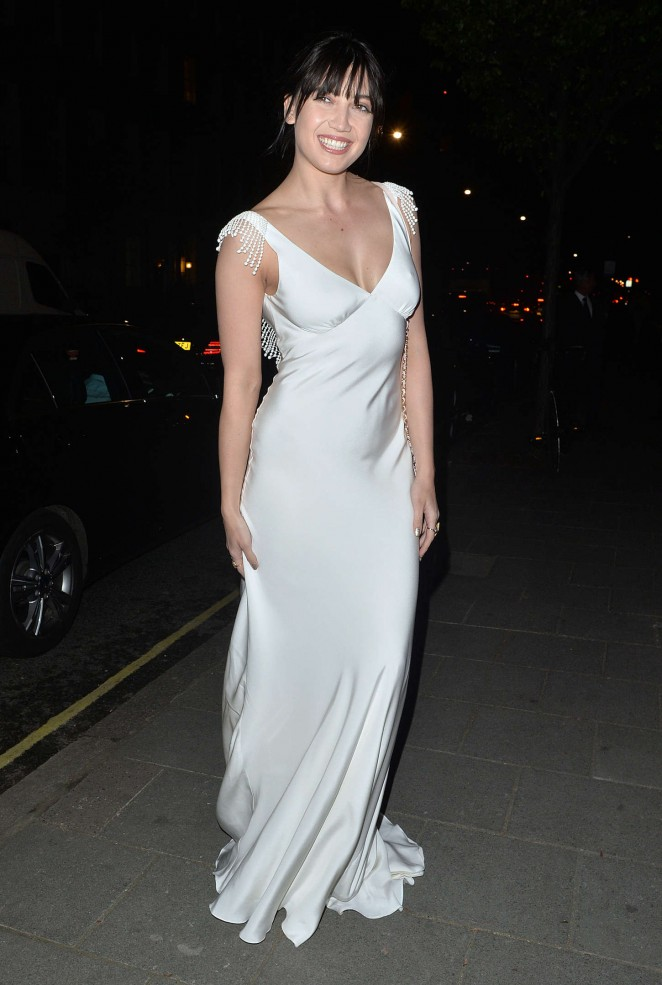 Daisy Lowe - The Blossom Ball at Jo Malone Party in London