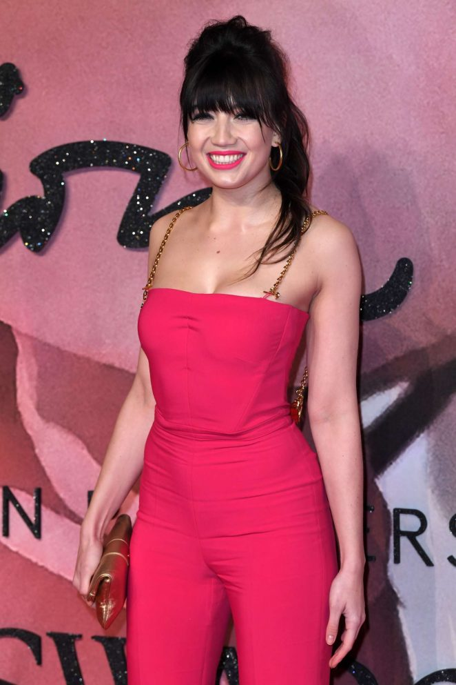 Daisy Lowe - The Fashion Awards 2016 in London