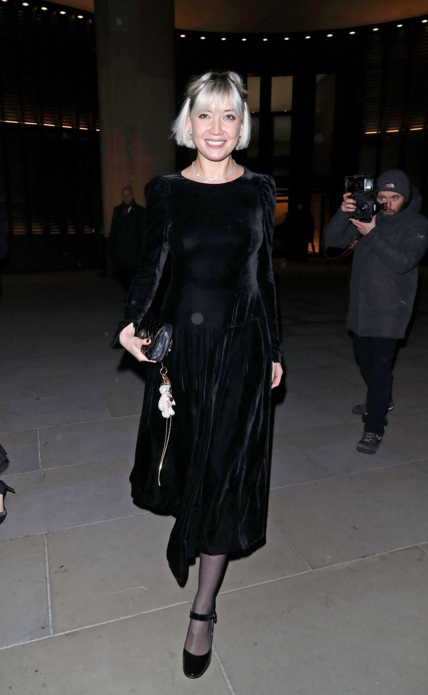 Daisy Lowe 2018 : Daisy Lowe: Vanity Fair x Bloomberg Climate Change Gala Dinner -05