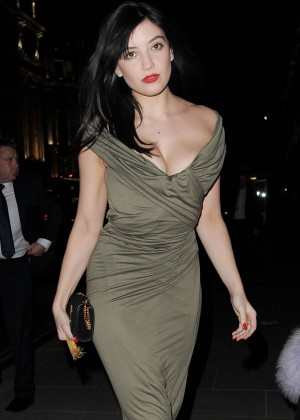 Daisy Lowe - VeryExclusive.co.uk Launch Party in London