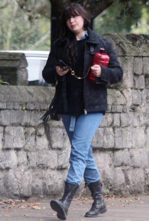 Daisy Lowe - Walks around Primrose Hill