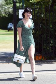 Daisy Lowe - Wimbledon Tennis Championships 2019 in London