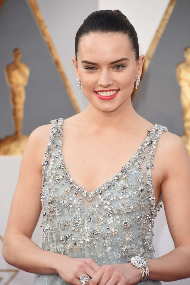 Daisy Ridley - 2016 Oscars in Hollywood