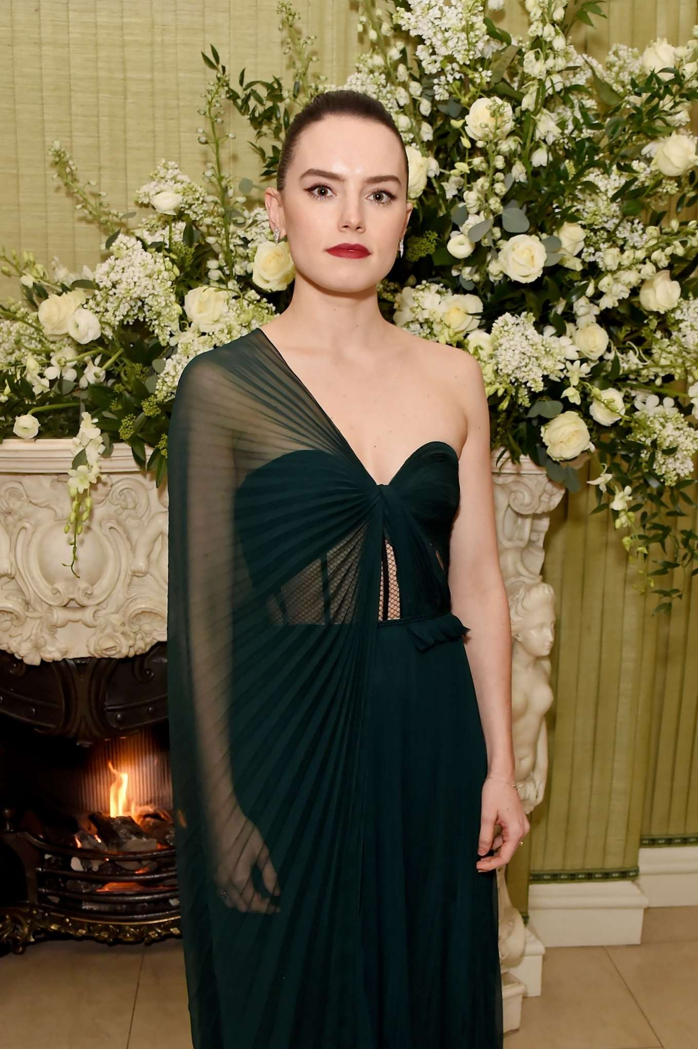 Daisy Ridley - 2020 British Vogue and Tiffany Fashion and Film Party in London