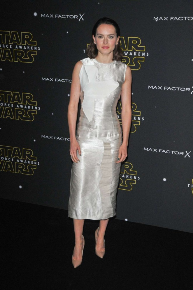 Daisy Ridley: Fashion Finds The Force Event -05