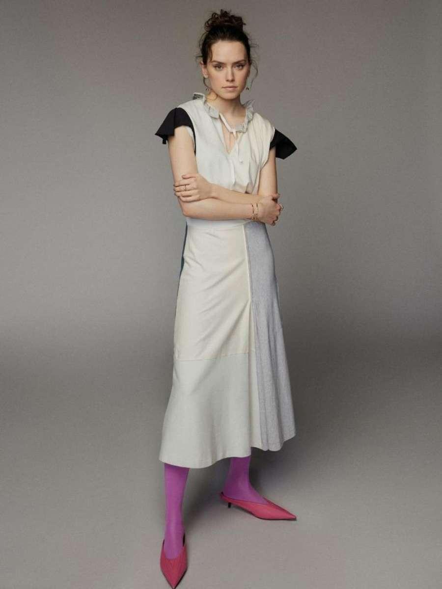 Daisy Ridley: Grazia C...