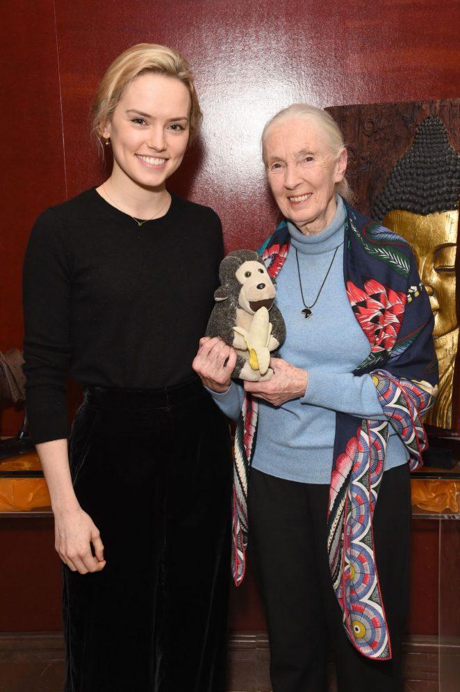 Daisy Ridley - Porter Magazine - Incredible Women Talk