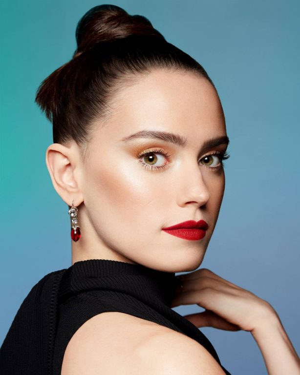 Daisy Ridley - RuPaul's Drag Race Guest Judge Portrait 2020