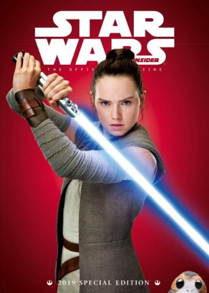 Daisy Ridley - Star Wars Insider Special Edition 2019