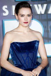 Daisy Ridley - 'Star Wars: The Rise of Skywalker' Premiere in London