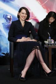Daisy Ridley - 'Star Wars: The Rise of Skywalker' Press Conference in Tokyo