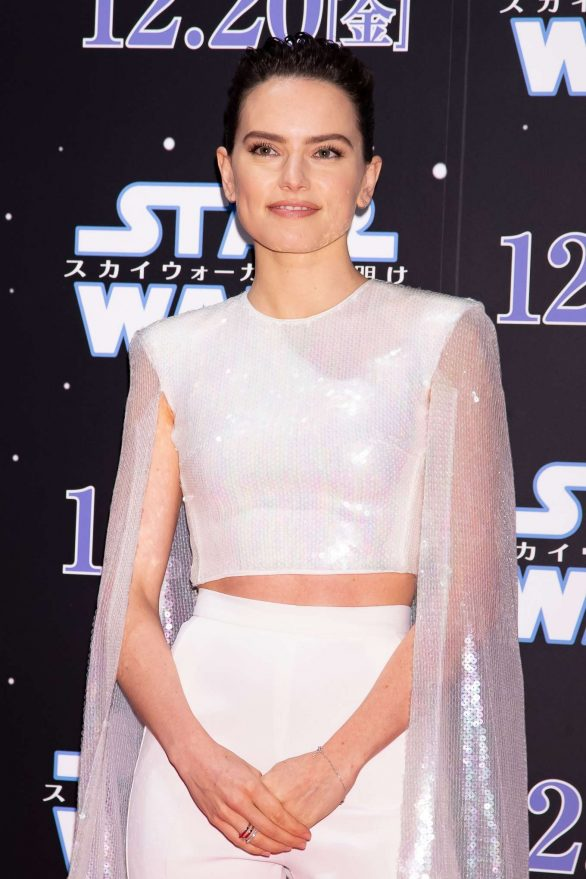 Daisy Ridley - 'Star Wars: The Rise of Skywalker' Special Fan Event in Tokyo