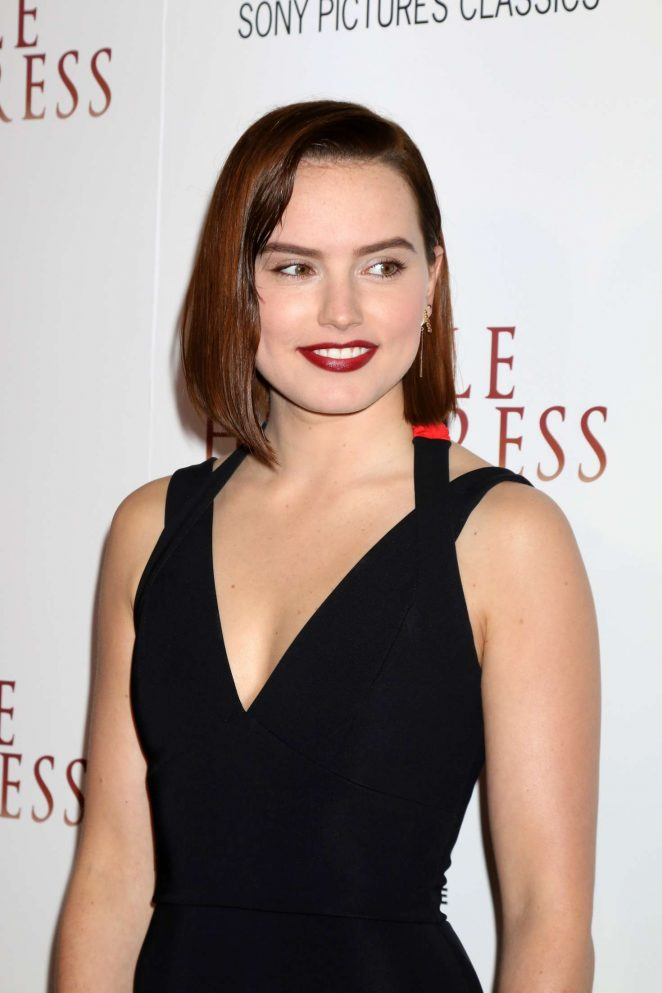 Daisy Ridley - 'The Eagle Huntress' Premiere in Los Angeles