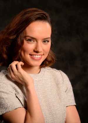 Daisy Ridley - USA Today Phgotoshoot 2015
