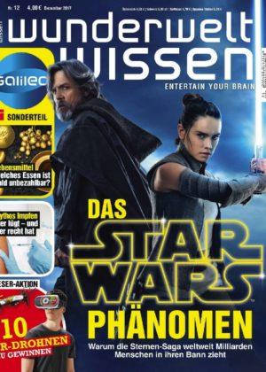 Daisy Ridley - Wunderwelt Wissen (December 2017)