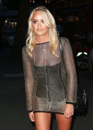 Daisy Robins - LOTD Launch Party in London