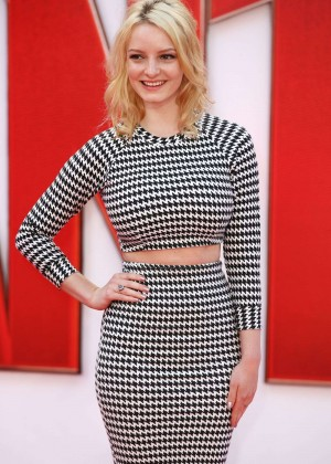 Dakota Blue Richards – 'Ant-Man' Premiere in London