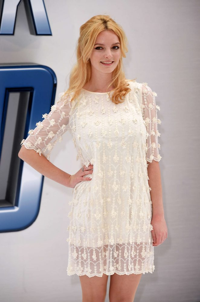 Dakota Blue Richards – 'Star Trek Beyond' Premiere in London
