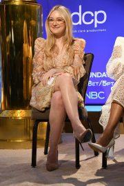 Dakota Fanning - 2019 Golden Globe Nominations held at Beverly Hilton Hotel