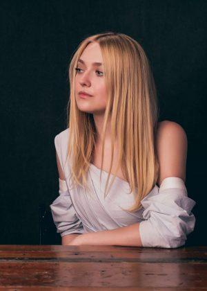 Dakota Fanning – 'American Pastoral' 2016 TIFF Portraits  Dakota Fanning