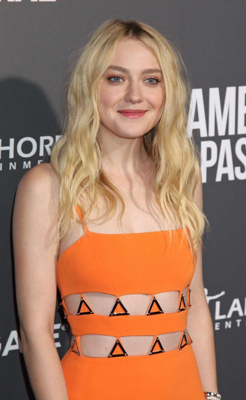 Dakota Fanning - 'American Pastoral' Premiere in Beverly Hills