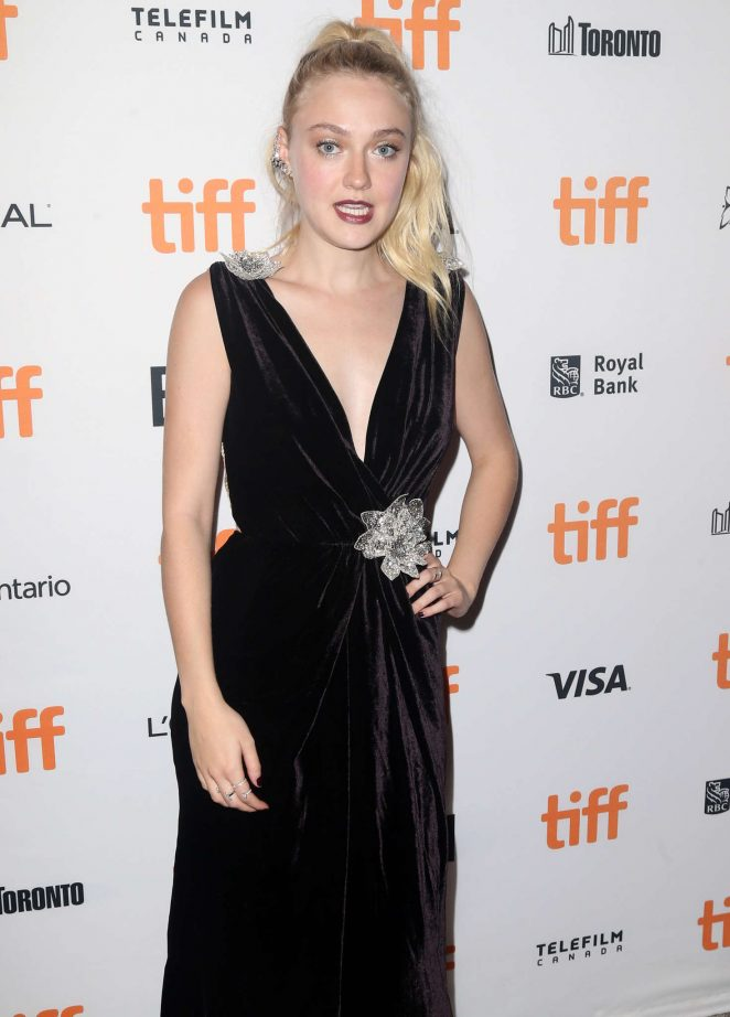 Dakota Fanning - 'Brimstone' Premiere at 2016 Toronto International Film Festival