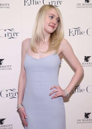 "Dakota Fanning - ""Effie Gray"" Premiere in NYC"