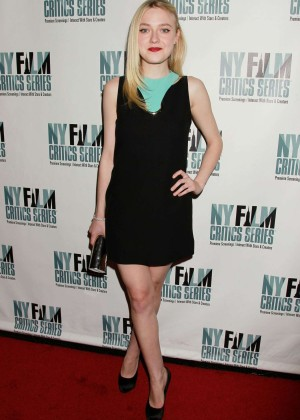 Dakota Fanning - 'Every Secret Thing' New York Film Critic Series Premiere in NYC