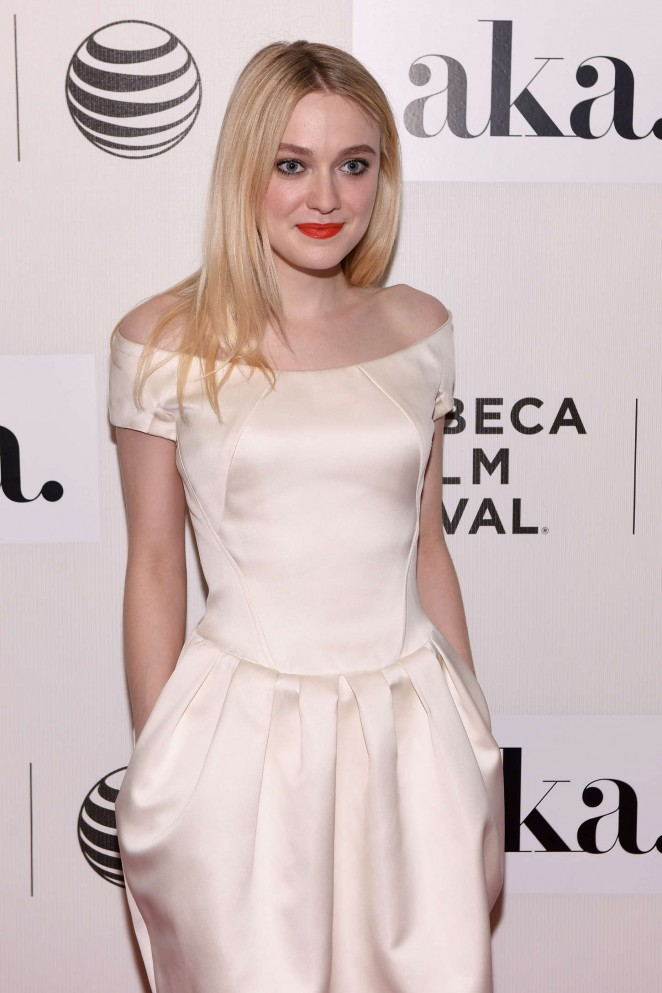 Dakota Fanning - 'Franny' Screening in NYC