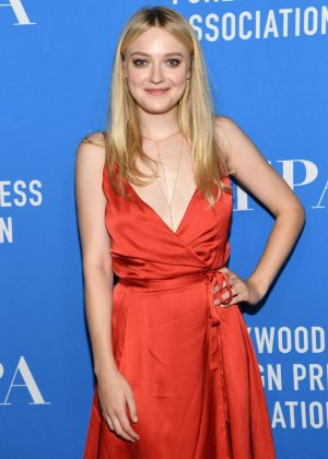 Dakota Fanning - Hollywood Foreign Press Association Annual Grants Banquet in LA