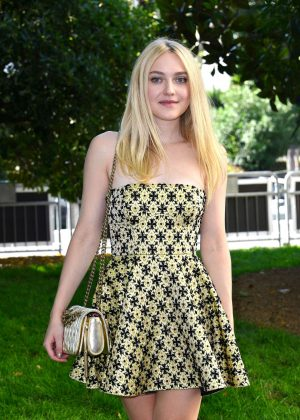 Dakota Fanning - 'Miu Miu Women's Tales' Photocall at 73rd Venice Film Festival in Italy