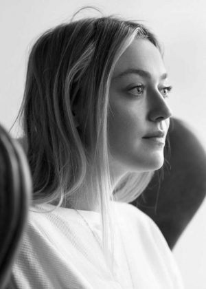 Dakota Fanning - Miu Miu Women Tales Photoshoot - Hello apartment