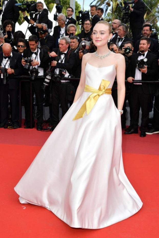 Dakota Fanning - 'Once Upon A Time In Hollywood' Premiere at 2019 Cannes Film Festival