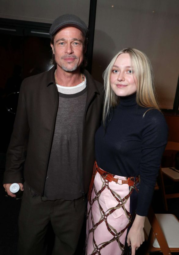 Dakota Fanning - 'Once Upon a Time in Hollywood' Special Tastemaker Screening in LA