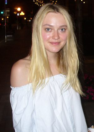 Dakota Fanning: Out and about in Toronto -06