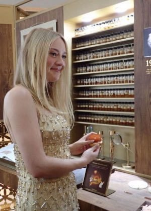 Dakota Fanning - Sulwhasoo Exhibition Opening In Hong Kong