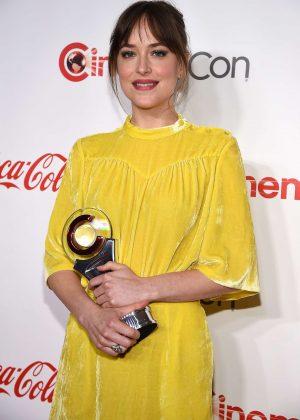 Dakota Johnson - 2018 Big Screen Achievement Awards at CinemaCon in Las Vegas
