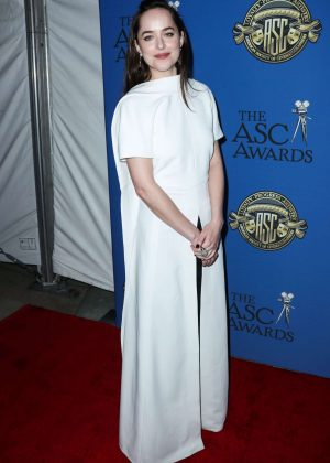 Dakota Johnson - 31st Annual ASC Awards for Cinematography in Hollywood