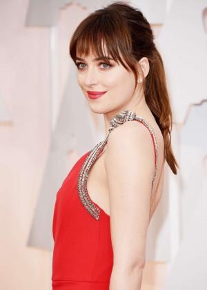 Dakota Johnson - 2015 Academy Awards in Hollywood