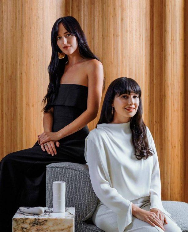 Dakota Johnson and Eva Goicochea - Vogue magazine (November 2020)