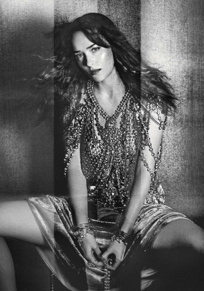 Dakota Johnson - AnOther Magazine (Fall/Winter 2018)