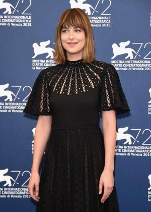 Dakota Johnson - 'Black Mass' Photocall at Venice Film Festival