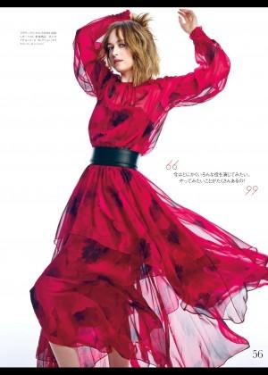 Dakota Johnson - ELLE Japan Magazine (February 2016)