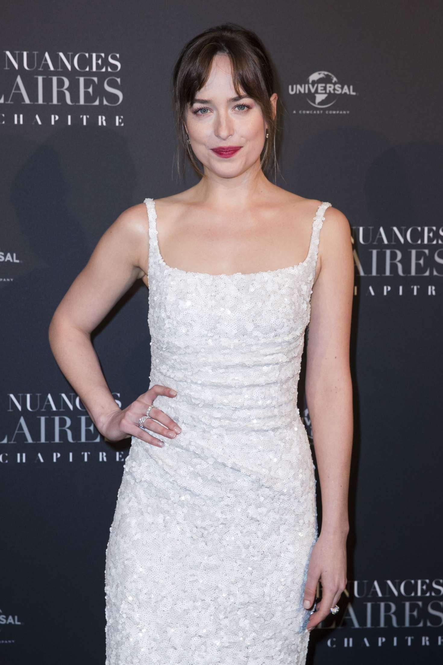 Dakota Johnson 2018 : Dakota Johnson: Fifty Shades Freed Premiere -05
