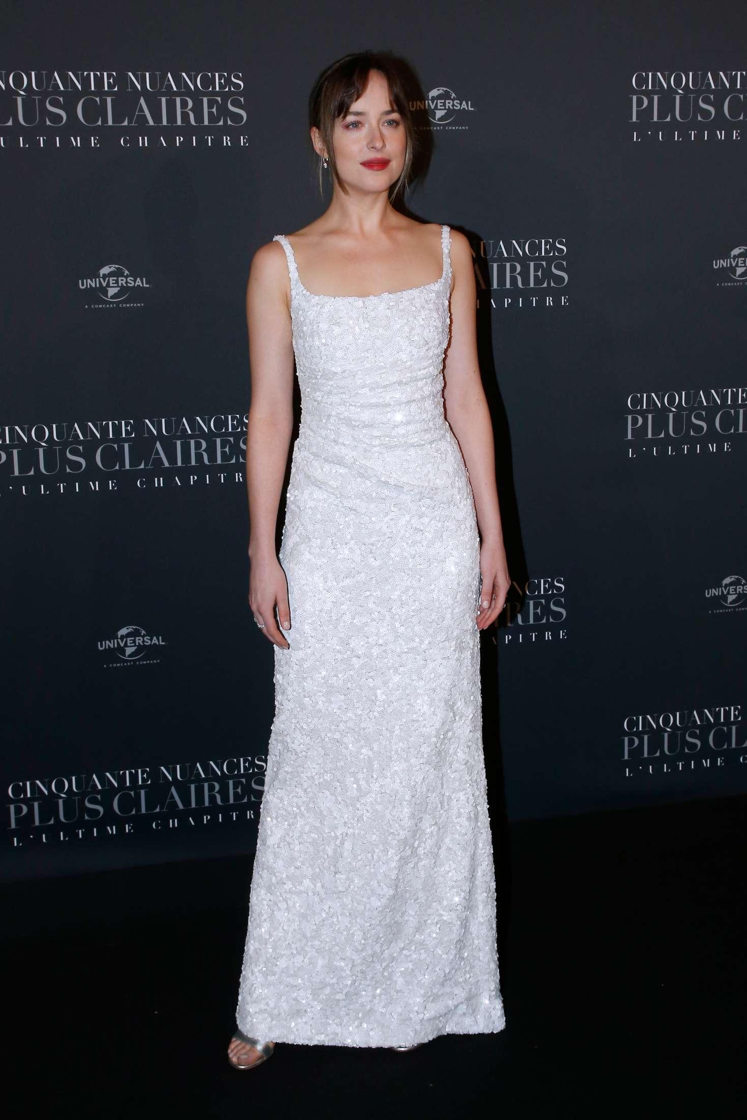 Dakota Johnson 2018 : Dakota Johnson: Fifty Shades Freed Premiere -10