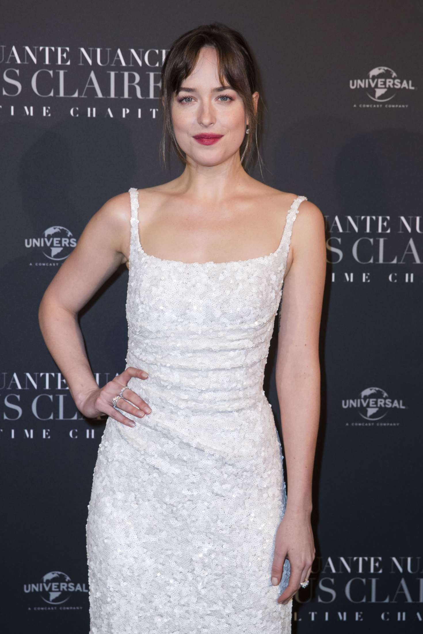 Dakota Johnson 2018 : Dakota Johnson: Fifty Shades Freed Premiere -12