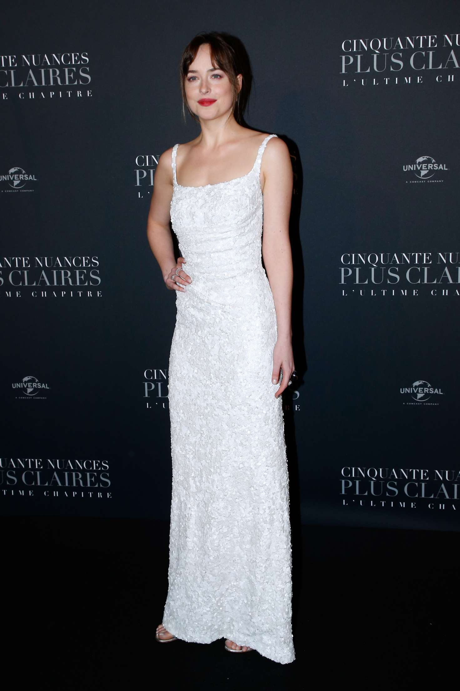Dakota Johnson 2018 : Dakota Johnson: Fifty Shades Freed Premiere -13
