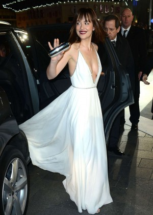 "Dakota Johnson - ""Fifty Shades Of Grey"" Premiere in London"