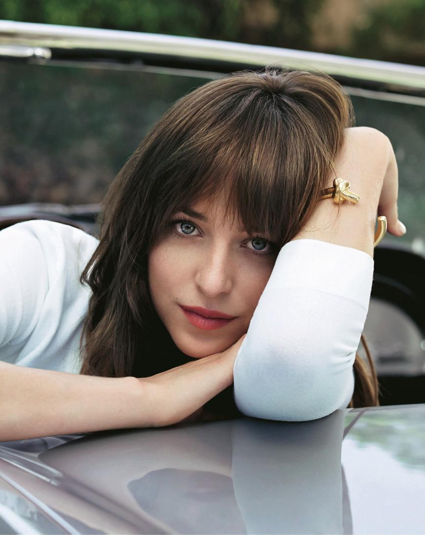 Dakota johnson fifty shades of grey promotional shoot 02 for Bett 50 shades of grey