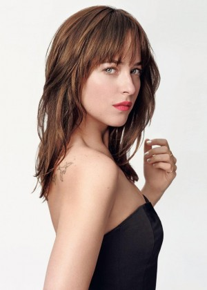 "Dakota Johnson - ""Fifty Shades Of Grey"" Promotional Shoot"